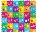 Фото в Для детей Детские игрушки Мы предлагаем развивающую игрушку для детишек.Коврик-пазл в Москве 1000