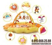 Фотография в Для детей Детские игрушки Замечательный развивающий коврик «Мишкин в Москве 4500