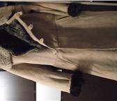 Изображение в Одежда и обувь Мужская одежда продам новый овчинный полушубок военного в Красноярске 3000