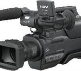 Изображение в Электроника и техника Видеокамеры Продам видеокамеру Sony HVR-HD1000E в заводской в Тамбове 55000