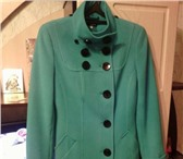 Фотография в Одежда и обувь Женская одежда пальто + капюшонРазмер: 42–44 (S)состояние в Пскове 1000