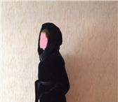Фотография в Одежда и обувь Женская обувь Продам шубу мутон капюшон норка, 46 размерШубка в Оренбурге 26000