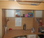 Изображение в Мебель и интерьер Мебель для детей детская кровать-чердак 80*2м, два шкафа ,много в Тольятти 9000