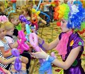 Фотография в Развлечения и досуг Организация праздников Озорные клоун и клоунесса на детский праздник! в Екатеринбурге 2000