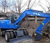 Foto в Авторынок Другое Экскаватор CTK EXL85J очень удобный в использовании, в Казани 2990000