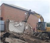 Изображение в Строительство и ремонт Ремонт, отделка -Демонтаж и вывоз строений из любого материала в Таганроге 1000