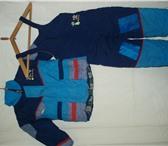 Foto в Одежда и обувь Детская одежда комбинезон +куртка зимние для мальчика 2-3 в Уфе 500
