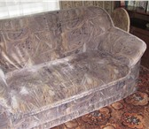 Foto в Мебель и интерьер Мягкая мебель Продам мягкую мебель б/у. Диван - раскладывается в Нижнем Тагиле 7000