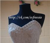 Изображение в Одежда и обувь Свадебные платья Продаю новое свадебное платье белого цвета. в Самаре 13000