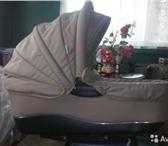 Foto в Для детей Детские коляски в хорошем состоянии ! цвет темный беж ,фирма в Рыбинске 8000