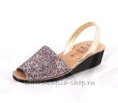 Фото в Одежда и обувь Женская обувь Абаркасы из Испании новые, р.40-41 от строчки в Оренбурге 3500