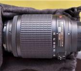 Фотография в Электроника и техника Фотокамеры и фото техника Объектив Nikon 55-200mm f/4-5.6G ED AF-S в Тюмени 4500