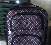 Изображение в Одежда и обувь Аксессуары Продаётся Чемодан на колёсах фиолетового в Перми 1500