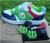 Изображение в Для детей Детская обувь Продаю НОВЫЕ кроссовки на 1 или 2 колесиках.Лучший в Самаре 1720