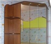Фотография в Мебель и интерьер Мебель для прихожей продается недорого зеркальный угловой шкаф в Челябинске 8000