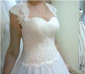 Foto в Одежда и обувь Свадебные платья Продается красивое свадебное платье класса в Ростове-на-Дону 44500