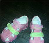Изображение в Для детей Детская обувь Абсолютно новые босоножки 25 размера, по в Красноярске 1500
