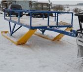 Изображение в Авторынок Снегоход изготовление саней для снегоходов .с независимой в Ижевске 20000