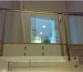 Фотография в Строительство и ремонт Дизайн интерьера лесничное ограждение из нержавеющей стали.ломаные в Москве 0