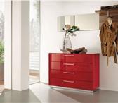 Фотография в Мебель и интерьер Мебель для прихожей Прихожая: комод, зеркало, вешалка для одежды, в Омске 15000