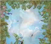 Foto в Строительство и ремонт Дизайн интерьера Срочно продается шикарная потолочная фреска в Екатеринбурге 32000