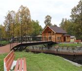 Изображение в Отдых и путешествия Дома отдыха Загородная база отдыха недалеко от берега в Москве 0