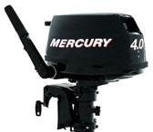 Фотография в Отдых и путешествия Товары для туризма и отдыха Новые лодочные моторы Mercury F 4 M(ML) Цена в Санкт-Петербурге 36000