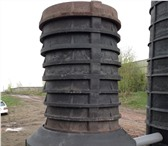 Фотография в Строительство и ремонт Сантехника (оборудование) 8 колец диаметром 1м (высота 20 см.), 9 колец в Красноярске 0