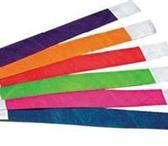 Изображение в Прочее,  разное Билеты Бумажные контрольные браслеты — Tyvek®, не в Красноярске 3