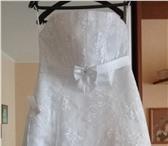 Фото в Одежда и обувь Женская одежда Продам свадебное платье, не ношеное, новое, в Магнитогорске 5500