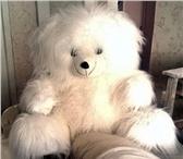 Фото в Для детей Детские игрушки 70 см высота,белоснежный,весь волосатый в Великом Новгороде 2000