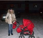 Фотография в Для детей Разное Продается коляска трансформер фирвмы АДЕМАКС.В в Североморск 5000
