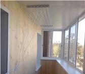 Foto в Строительство и ремонт Двери, окна, балконы Мы предлагает свои услуги по остеклению балконов в Улан-Удэ 1100