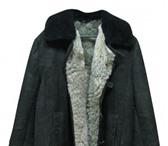 Фото в Одежда и обувь Мужская одежда Полушубок прямого силуэта со смещённой застёжкой в Санкт-Петербурге 14250