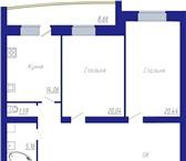Изображение в Недвижимость Квартиры Продается готовая, просторная 3 к.к. от застройщика в Череповецке 4467432