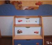 Изображение в Для детей Детская мебель Продам детскую кровать для ребенка до 10 в Нижнем Тагиле 6500