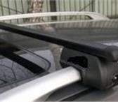 Фотография в Авторынок Автобагажники, боксы, крепления Багажник на рейлинги для Chevrolet Rezzo в Москве 3500