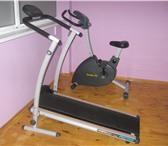 Фотография в Спорт Другие спортивные товары Продам велотренажёр   Cardio Fit и беговую в Магнитогорске 4000