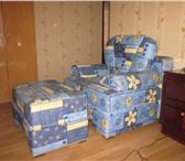 Foto в Мебель и интерьер Мягкая мебель Продаю  кресло-кровать+пуфик (номожно и без в Новосибирске 2500