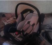 Фотография в Для детей Детские автокресла Продам автокресло (люльку)  TEATM TEX  с в Воронеже 2800