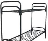 Изображение в Мебель и интерьер Мебель для спальни Представляем Вам Кровати металлические одноярусные в Химки 850