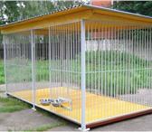 Фото в Домашние животные Товары для животных Изготовим клетки для домашних питомцев.Срок в Москве 0