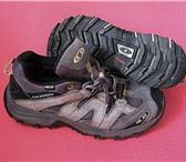 Foto в Одежда и обувь Мужская обувь Продам кроссовки Salomon   гортекс   размер в Мичуринск 1500