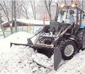 Foto в Авторынок Аренда и прокат авто Уборка снега в Москве производится механизированным в Москве 11000