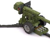Изображение в Для детей Детские игрушки Новая игрушечная пушка интересна не только в Москве 2000