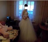 Фото в Одежда и обувь Свадебные платья Размер: 44–46 (M)Платье в идеальном состоянии. в Екатеринбурге 13000
