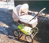 Изображение в Для детей Детские коляски Продаю коляску в идеальном состоянии, пользовались в Ростове-на-Дону 5000