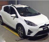Фото в Авторынок Авто на заказ Кроссовер гибрид Toyota Aqua кузов NHP10H в Екатеринбурге 1209000