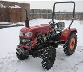 Foto в Авторынок Трактор Полноприводной одноцилиндровый трактор с в Красноярске 175000