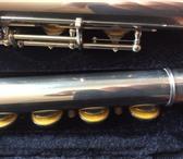 Изображение в Хобби и увлечения Музыка, пение ФЛЕЙТА Yamaha 211.флейта с ми-механикой, в Уфе 29000
